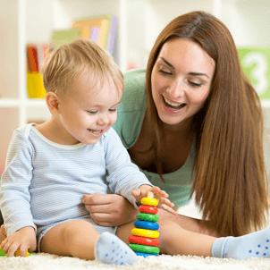 Service garde d'enfants chez jassimile