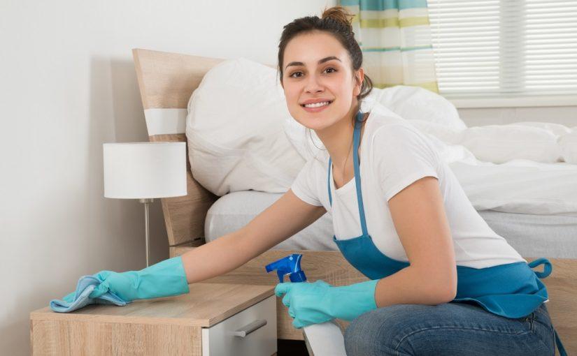 Particulier : Pourquoi faire appel à une femme de ménage ?