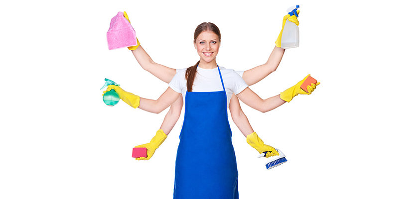Pourquoi faire appel à notre service de ménage à domicile ?