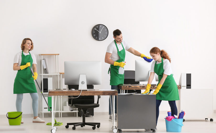 Jassimile - ménage professionnel nos solutions